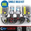 Liwin brand hotest xenon hid lamp kits 9007 single bulb kit for honda motorcycle accessory