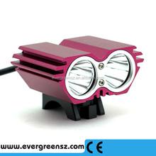 2T6-01 new cree xml u2 3000 lumen LED bicycle light bike lamp