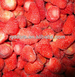 Frozen Fruits, Frozen Organic Strawberry
