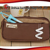 Canvas pencil bag customized pencil case pencil box for promotion