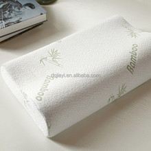 Contour Memory Foam Bamboo Pillow Curved Pillow