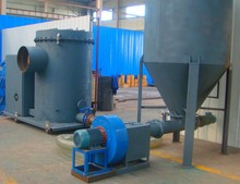 High Efficiency good quality and standard biomass sawdust burner for steam boilers with CE Certificate