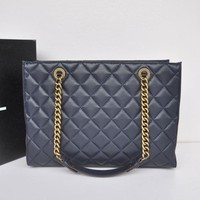 wholesale classic quilted calfskin ladies international brand designer handbags