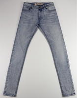 OEM/Wholesale High quality 100% cotton denim women jeans