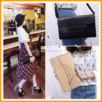 PU Leather Fashion Custom Wholesale Lady Hand Bag
