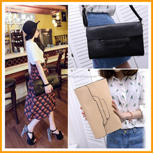 PU Leather Fashion Custom Wholesale Lady Hand Bag