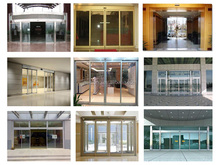 Cheap shopping mall automatic door operator