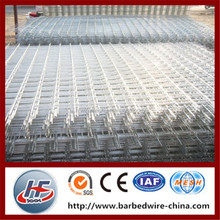 Factory direct concrete reinforcement galvanized welded wire mesh panels,reinforcing mesh panel/concrete reinforcing mesh