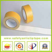 2015 Strong Adhesion Wholesale Hot Melt Double Sided Carpet Tape For Sealing 035