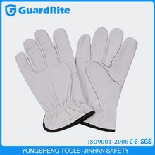 GuardRite Brand Soft and Comfortable Pigskin Leather Gloves, Pigskin Gloves for Driving S-8002