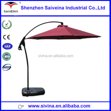 2014 new product China supplier outdoor furniture leisure patio umbrella