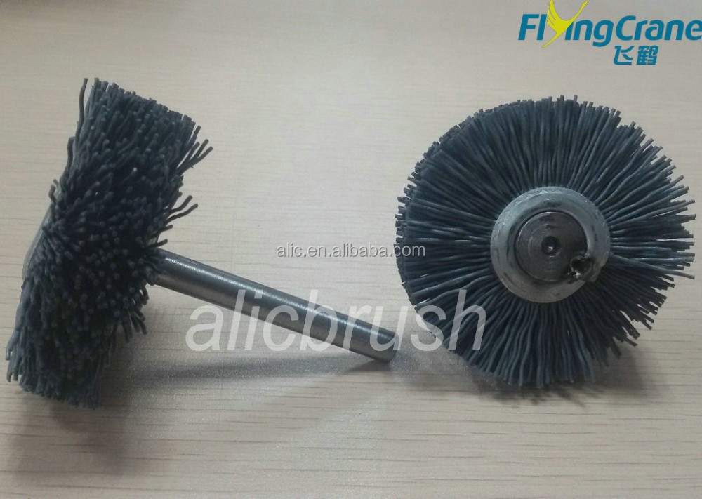 Center Abrasive Nylon Disc Brush 76