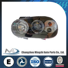 Auto lamp, car accessories, head light, angel ey head lamp for VW GOLF4