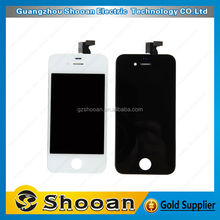 well tested 100% for iphone 4 lcd touch screen digitizer replacement used