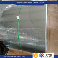 competitive price for dx51d z200 galvanized steel coil