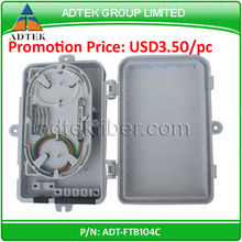 Promotion Price USD3.5 ODF fiber termination 4 cores