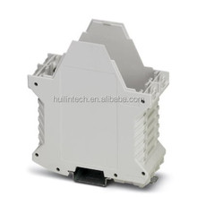 Gray width 45mm 32p ME din-rail electronic module shell terminal block with bus connector