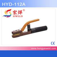 Brass welding electrodes holder 600 amp HYD-112A
