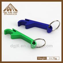 Promotion colorful bottle opener