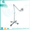 HOT!!!Vertical Type LED Magnifying Lamp With Five Stars Base