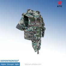 NIJ certificated level IIIA Military Body armor
