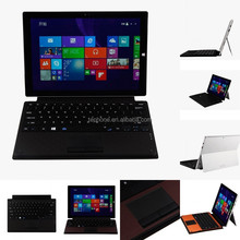 OEM New Arrival Wireless Touchpad Bluetooth Keyboard Tablet Case Cover for Microsoft Surface Pro 3