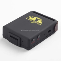 Manufacturer Xexun boat gps gprs tracking system tk102-2 with free platform