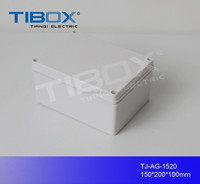 TIBOX high quality ABS VGA concealed switch box