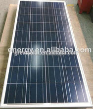 80w poly solar panel with professional skill from China