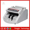 Fengjin projeto o mais novo da frente de carga bill contador, uso do banco de contagem de dinheiro máquina