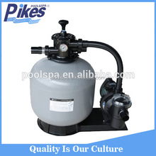 Swimming pool sets, sand filter pump, compact recirculation and filtration equipment