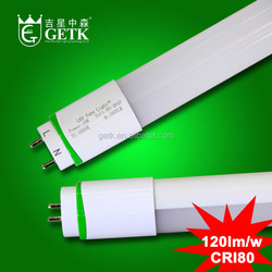 4ft Brightest 24w T8 & 28w T10 LED Straight Tube Lights, 50w 70w Fluorescent Tube Replacement, Ul Smd, 5500k Daylight White