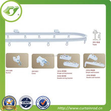 high quality cheap electric curtain track