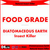 Brand New Effective Pest Control In House Or Garden Bio Insecticide Food Grade Diatomite
