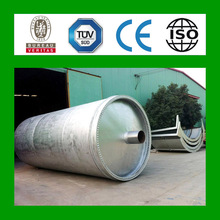 8th generation waste tyre rubber recycling plant
