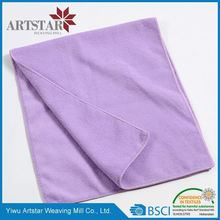 Most popular good quality cutting velvet bath towel from China
