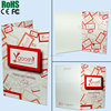 Beautiful Handmade Voice Recordable Greeting Card Chip Module Birthday Card