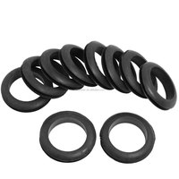 SILICON/EPDM/HNBR/NBR/FKM/NR/CR/SBR/BR Molded Tiny Silicone Rubber Seal Grommet