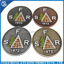 High quality antique imitation custom metal challenge coin for souvenir gifts