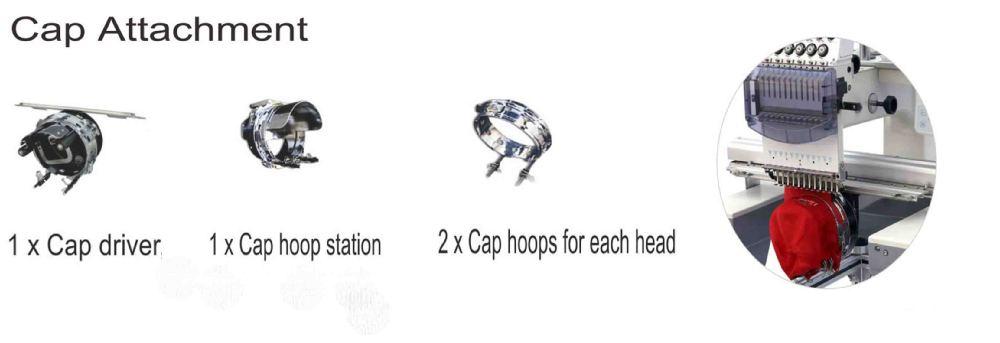 Elucky convivial machine broder logo pour chapeau plat for Plat convivial pour 6 personnes
