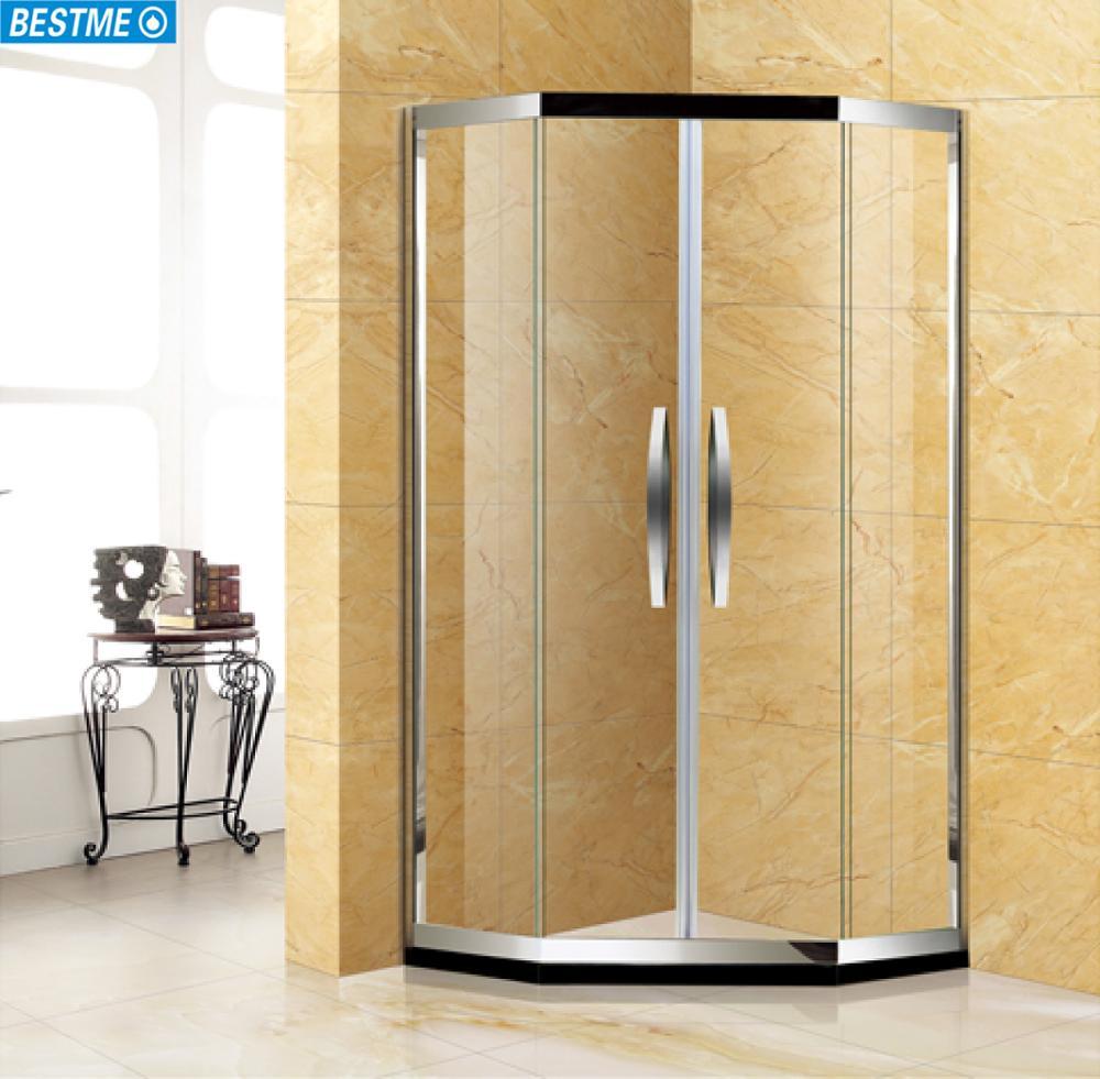 Diamond Ss Transparent Tempered Glass Mini Sale Bathroom Shower ...