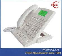 KP07A pabx key phone for hotel opeator