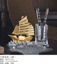 customize classical metal ship model