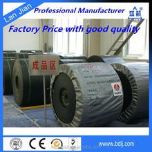 Lanjian Making Honeycomb Conveyor Belt, PVG Solid Woven Conveyor Belt Handing Coal Mine