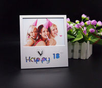 factory cheaper promotion gifts 10x15cm aluminum photo frame