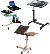 import furniture from China Laptop table mobile computer desk