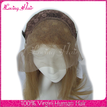 China wholesale brazilian human hair wig lace front wig new arrival fashion design virgin hair wig