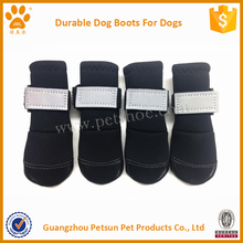 Protective pet products waterproof durable dog boots