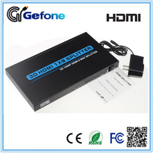 Hot-Selling!!! 1.3 HDMI1.3 Splitter 1x8 with 3D Full 1080P+HDCP at Unbeatable Price