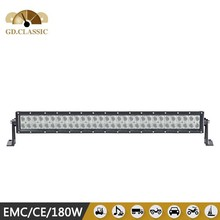 new products motorcycle parts 12v waterproof car tuning 180w led light bar KR9027-180 led light bar 4x4